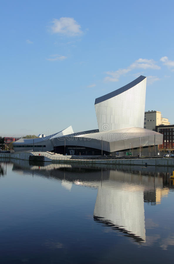 Free The Imperial War Museum North Stock Photo - 29448720