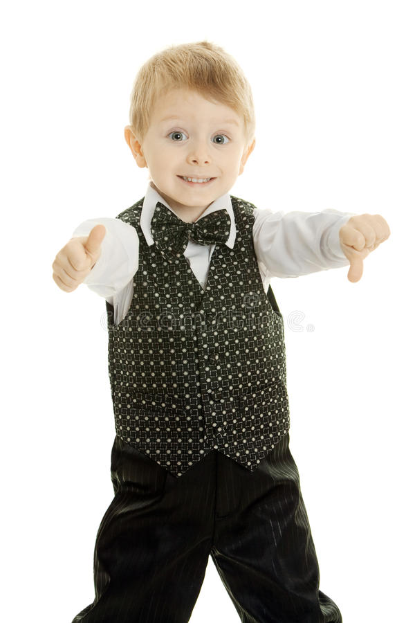 Free The Little Boy Royalty Free Stock Photo - 17319665