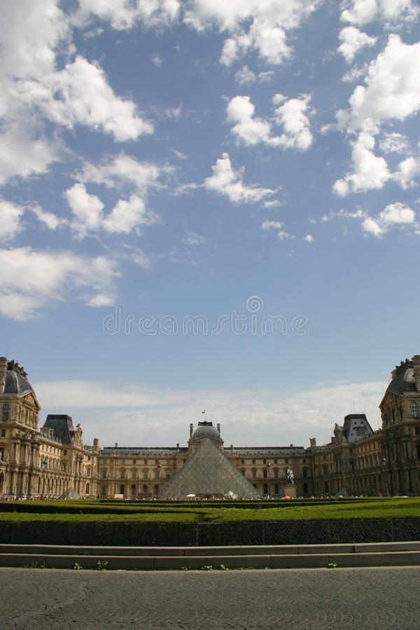 Free The Louvre Stock Photography - 20966672