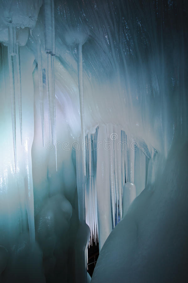 Free The Millennium Ice Cave Royalty Free Stock Photos - 33740028