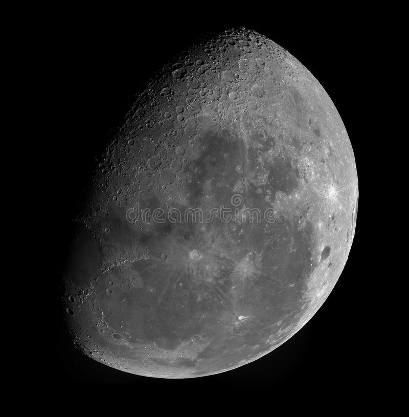 Free The Moon Stock Images - 12545324
