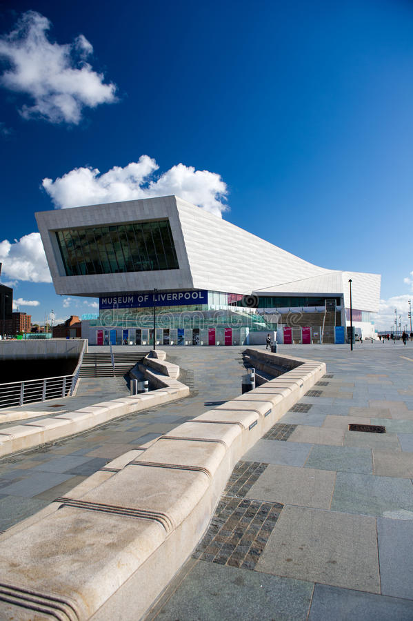 Free The Museum Of Liverpool Royalty Free Stock Image - 30609196