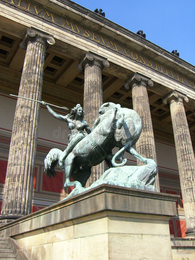 Free The Old Museum Stock Images - 1329524