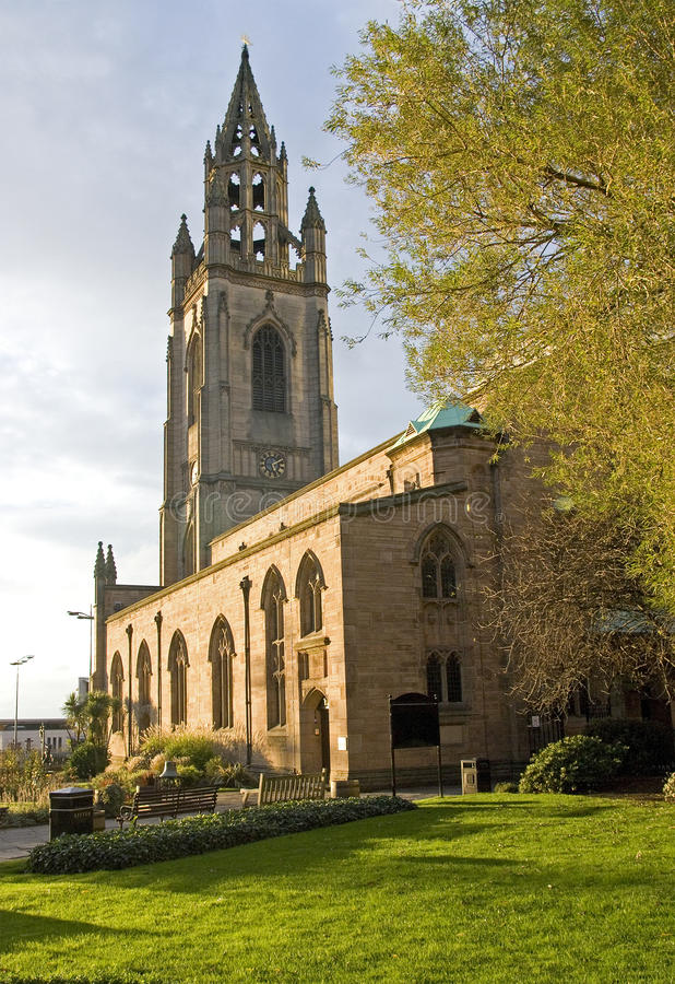 Free The Parish Church Of Our Lady And St Nicholas Royalty Free Stock Photography - 21893617
