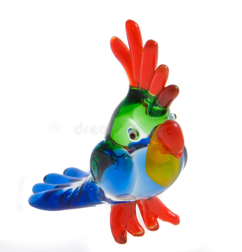 Free The Parrot Royalty Free Stock Image - 6808666