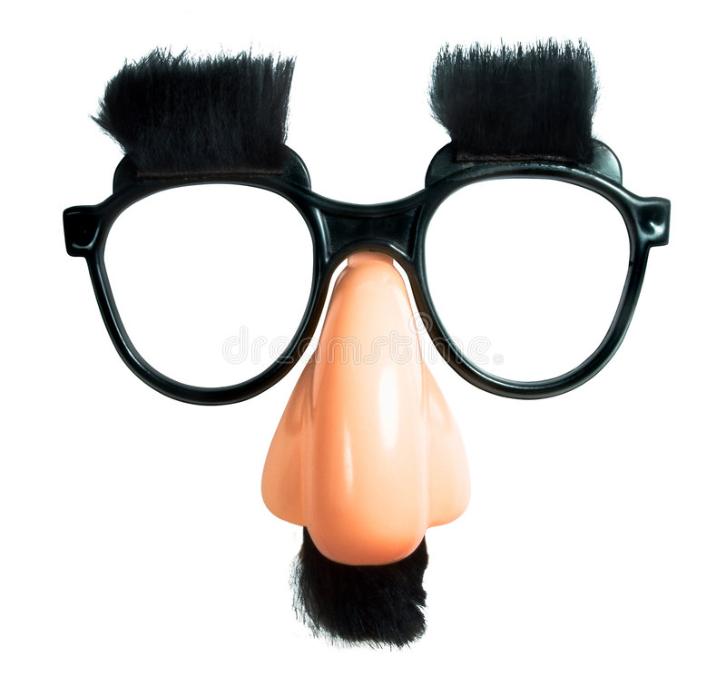 Free The Perfect Disguise Royalty Free Stock Photography - 1087787