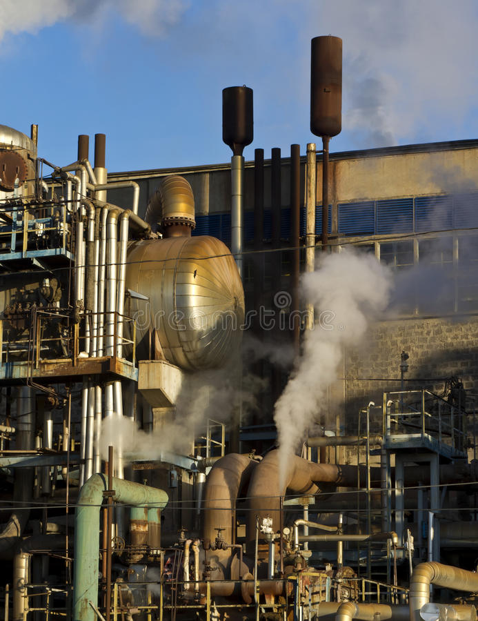 Free The Power Plant Royalty Free Stock Photo - 24629055