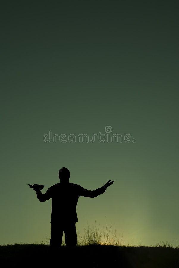 Free The Prayer Stock Photography - 8349882