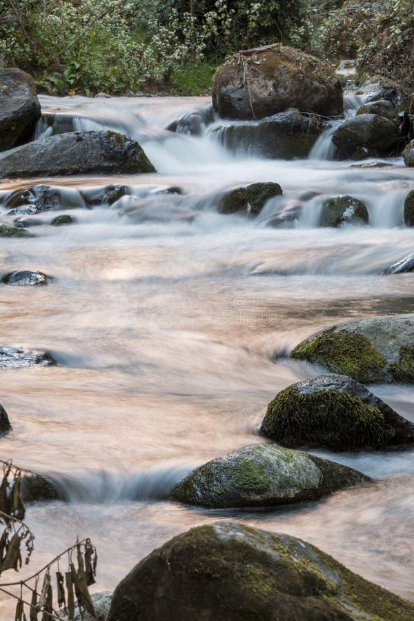 Free The Pristine Waters Of The Savegre River. Costa Rica Stock Image - 85092981