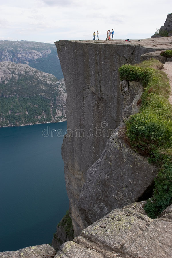 Free The Pulpit, Norway Royalty Free Stock Photo - 989975