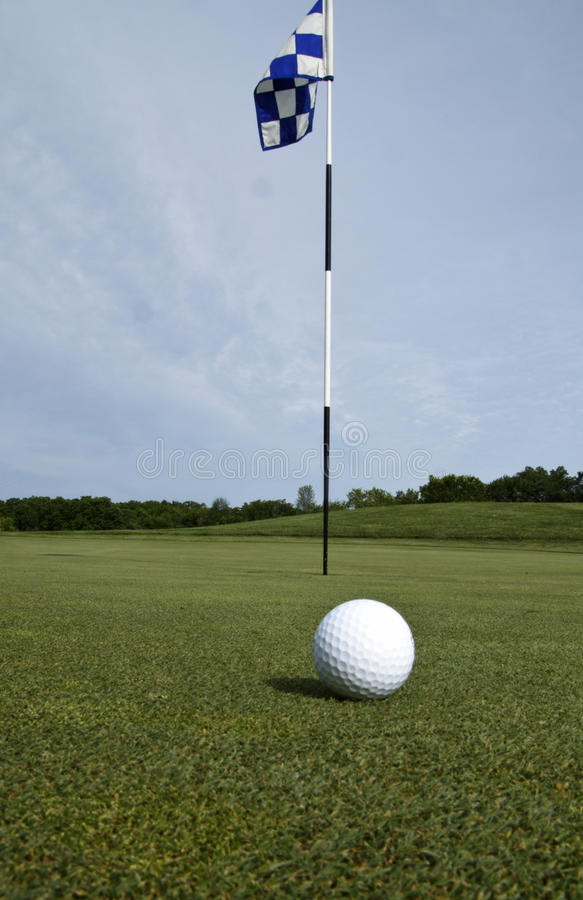 Free The Putt Royalty Free Stock Photos - 14667078