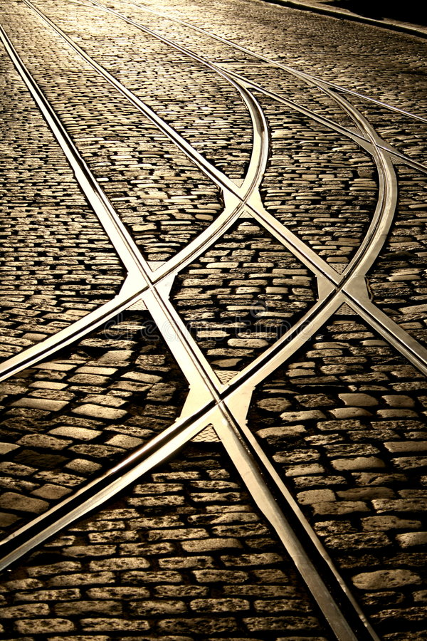 Free The Right Tracks Stock Photo - 5562100