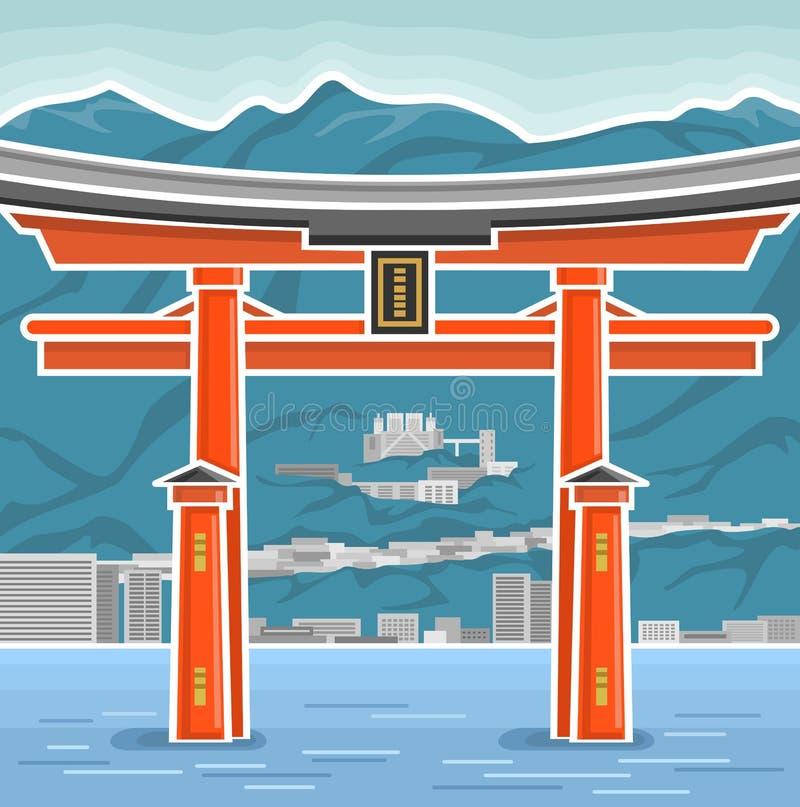 Free The Ritual Gates In Japan Royalty Free Stock Image - 55452226