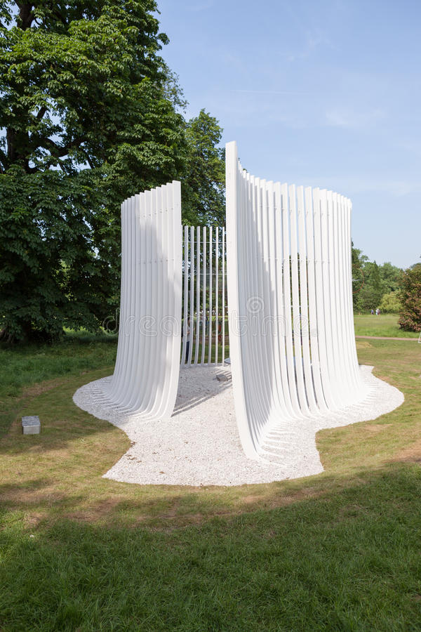 Free The Serpentine Gallery Summer House Stock Images - 72963084