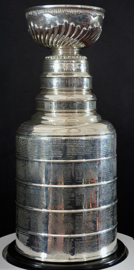 Free The Stanley Cup Stock Image - 134339781