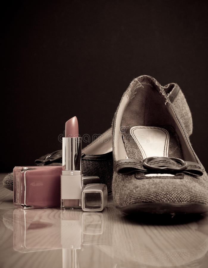 Free The Statement Of A Fashion Model Royalty Free Stock Photos - 15311068
