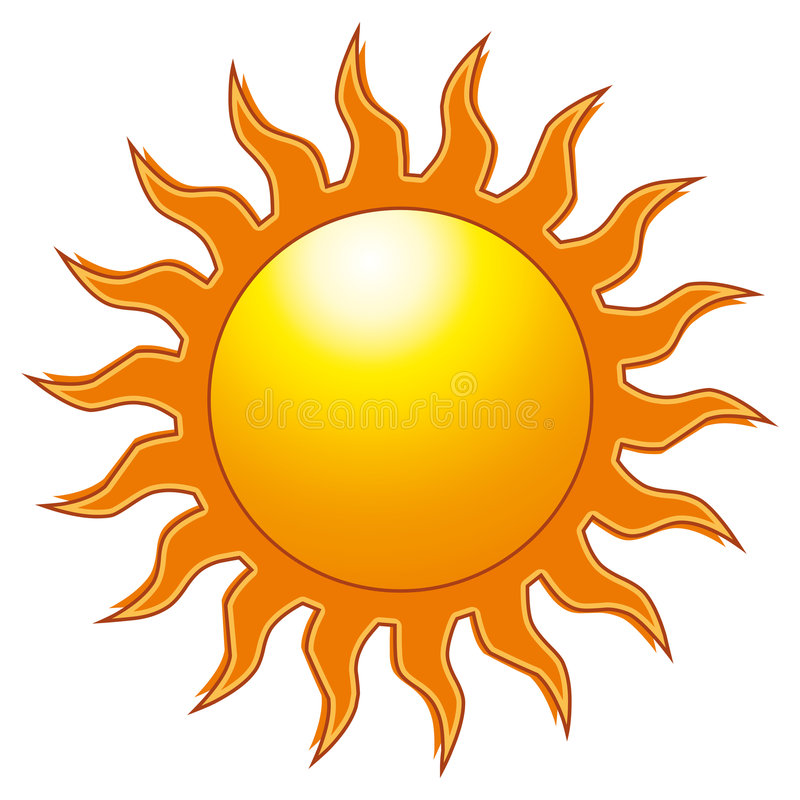 Free The Sun Royalty Free Stock Images - 2972259