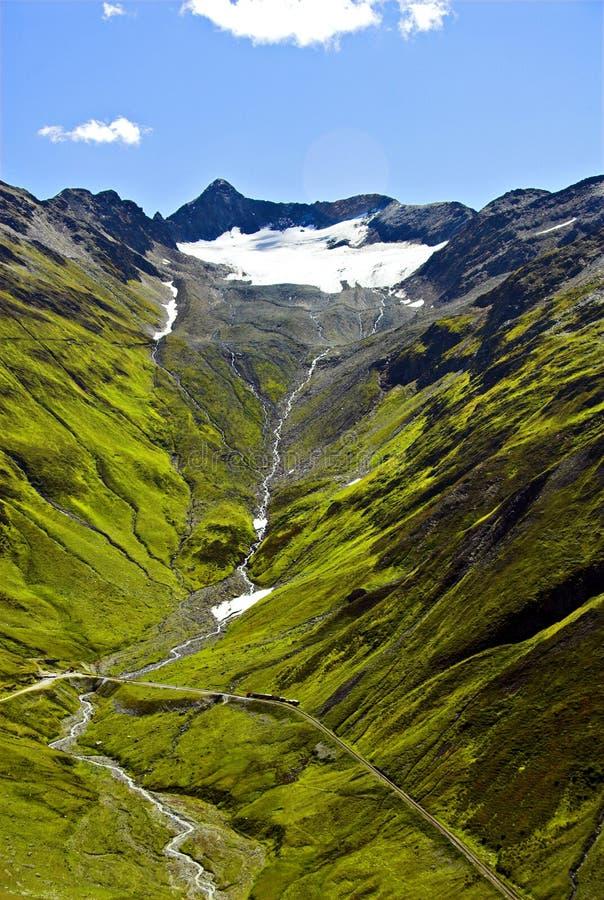 Free The Swiss Alps Stock Photo - 2823030