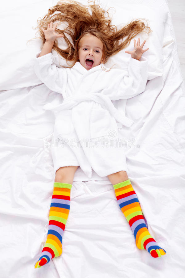 Free The Thrill Of A Great Morning Royalty Free Stock Photos - 22312728