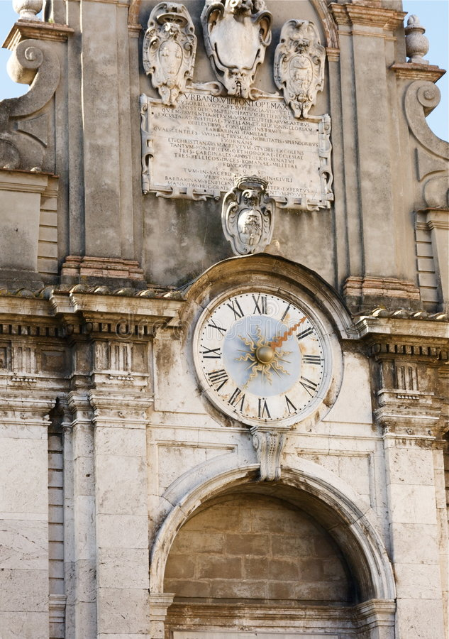 Free The Time, Spoleto Stock Images - 5669554