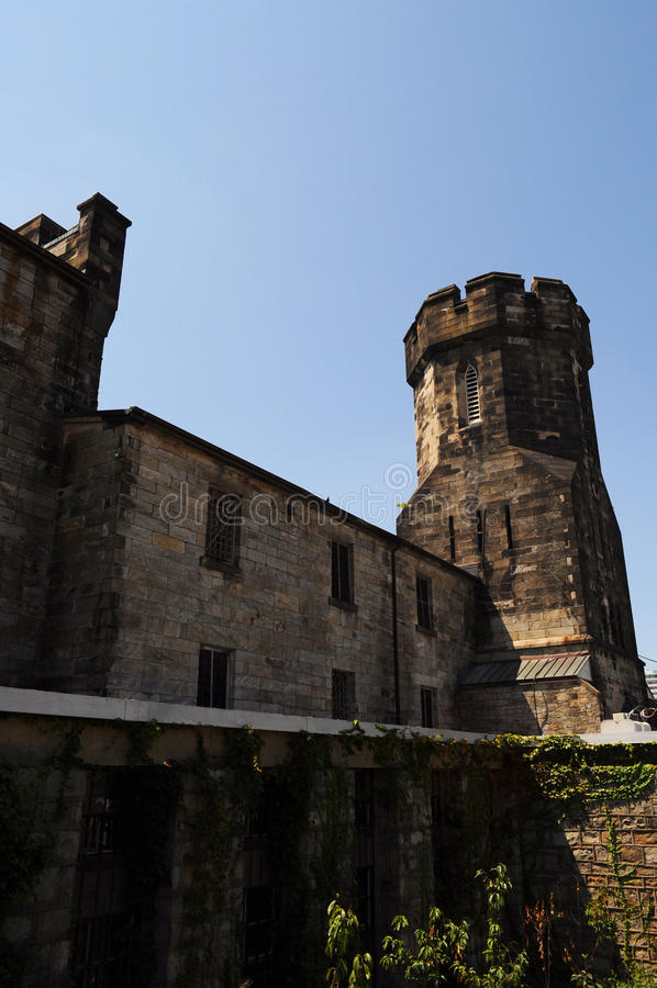 Free The Tower At Eastern State Penitentiary Royalty Free Stock Photos - 15764848