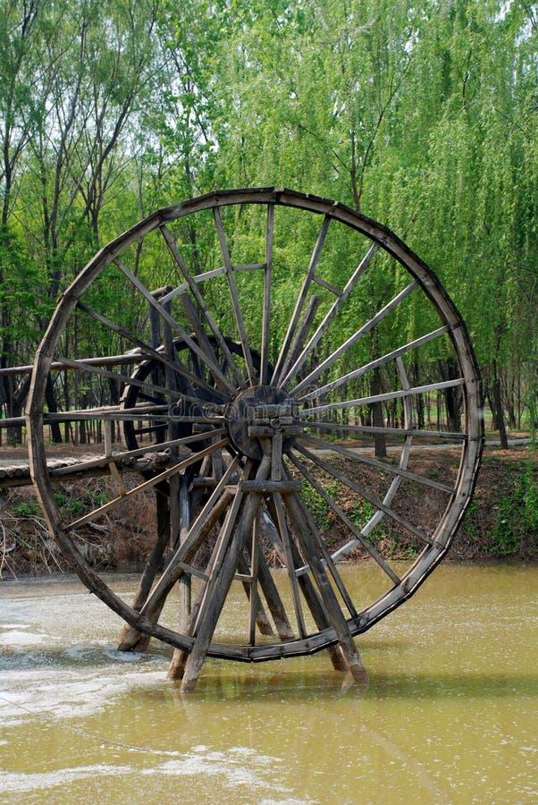 Free The Waterwheel Royalty Free Stock Photo - 4943565