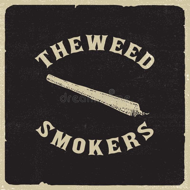 Free The Weed Smokers Royalty Free Stock Photo - 132308795