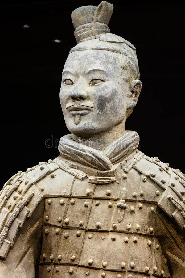 Free The World S Most Famous Statue Of The Terra Cotta Warriors,in Xi  An, China Stock Photos - 64557023
