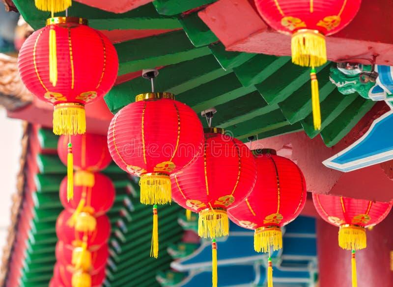 Download Thean Hou tempel arkivfoto. Bild av lykta, ställe, färgrikt - 37348256