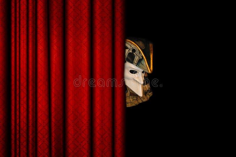 Theater royalty-vrije stock afbeelding