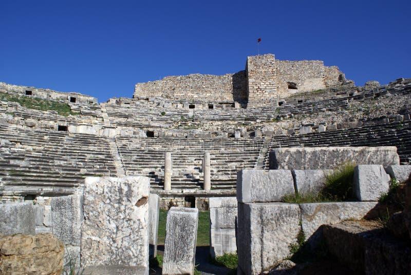 Download Theater stockbild. Bild von blau, ionen, museum, tourismus - 9098267
