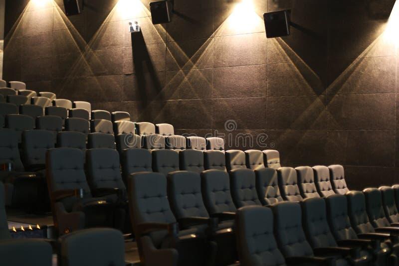 Theater, bioskoop royalty-vrije stock foto's