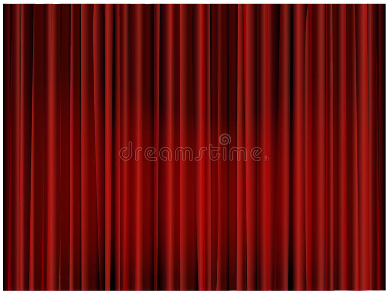 Download Theater Curtain Background Royalty Free Stock Image - Image: 15489206