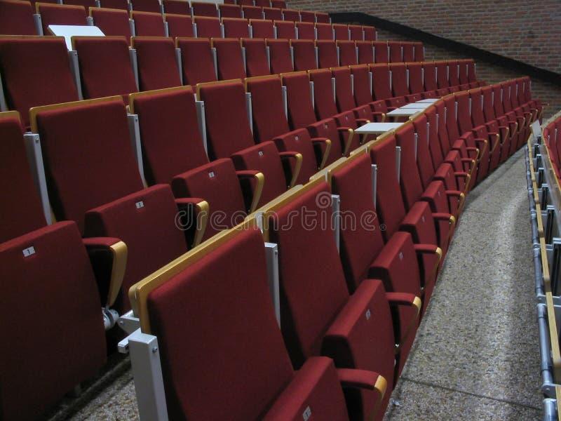 Theater IV van de universiteit stock afbeelding