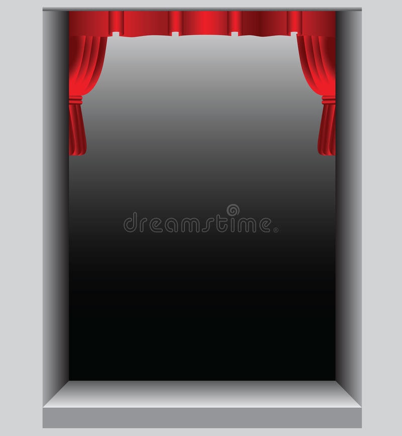 Download Theater scene stock vector. Illustration of detail, background - 37113382