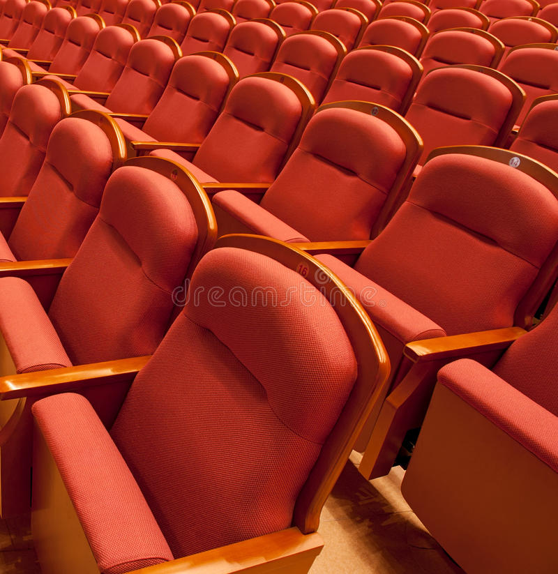 Download Theater seats stock photo. Image of ceremony, hall, nobody - 21141416