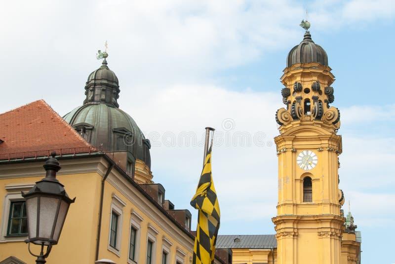 Download Theatine kościół Ja obraz stock. Obraz złożonej z barok - 41955305