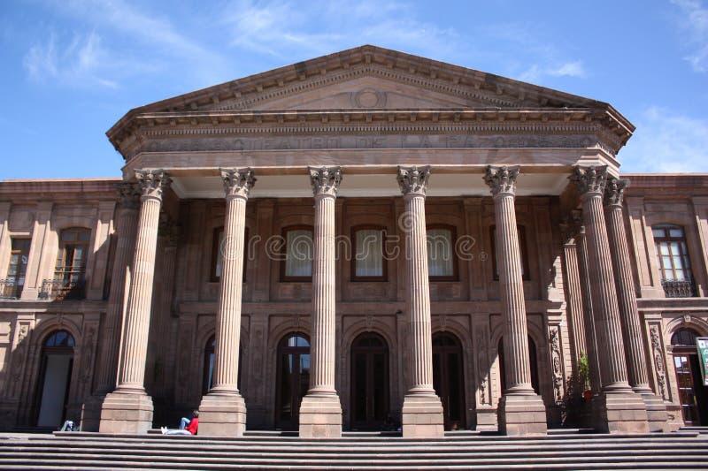 theatre arkivbild