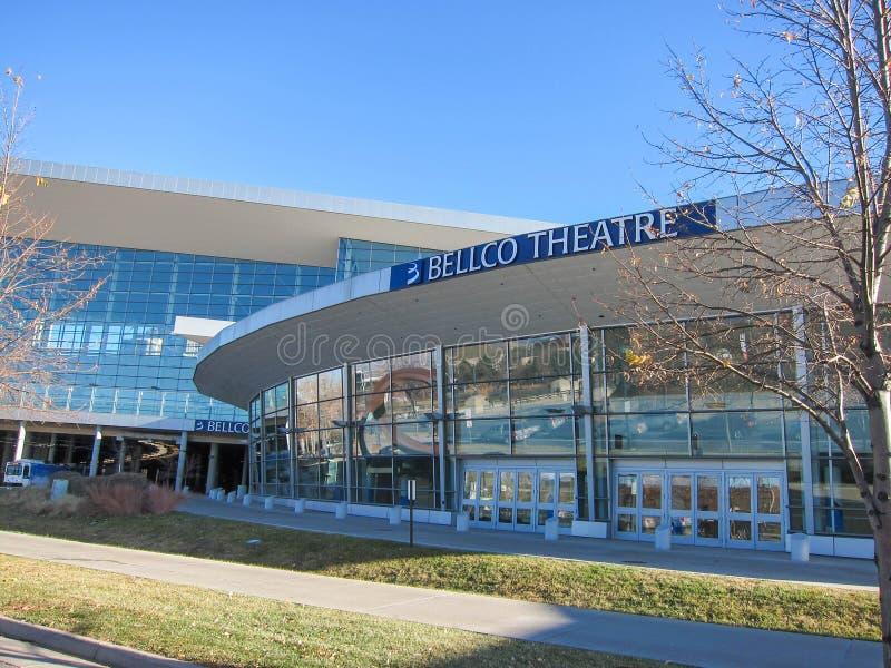 Theatre zdjęcie stock