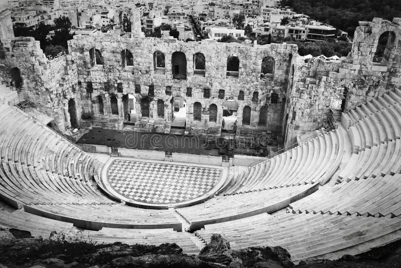 theatre royaltyfri bild