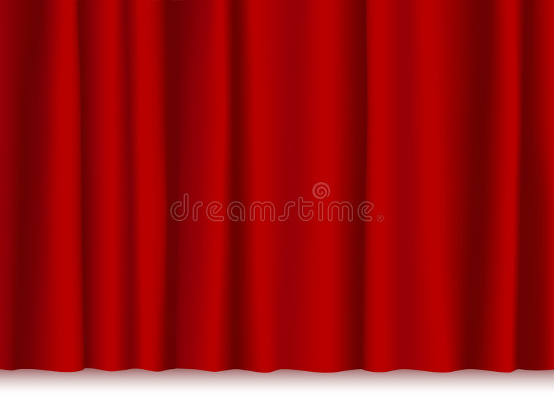 Download Theatre Curtain Stock Image - Image: 4264871