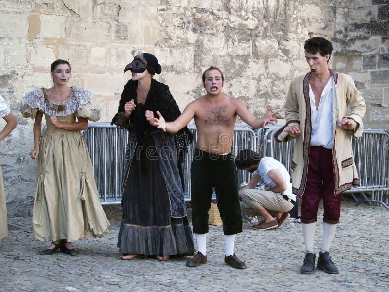 Download Theatre Festival In Avignon, July 2005 Editorial Stock Image - Image: 24785949