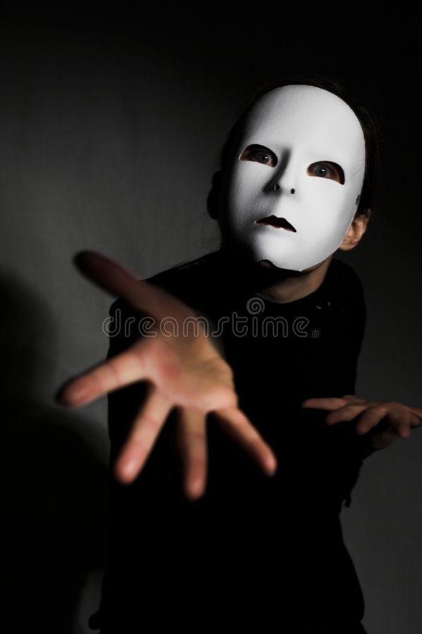 Free Theatre Mask Royalty Free Stock Photo - 3253775