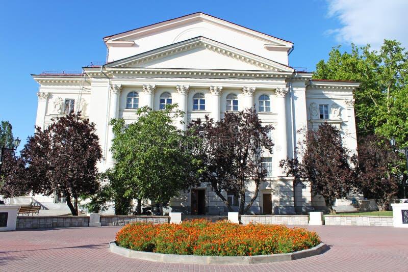 Download Theatre in Sevastopol stock photo. Image of fashionable - 22797164