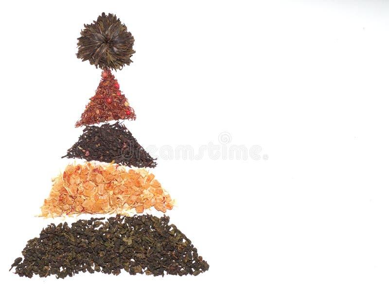 Thee, het trekken van thee royalty-vrije stock afbeeldingen