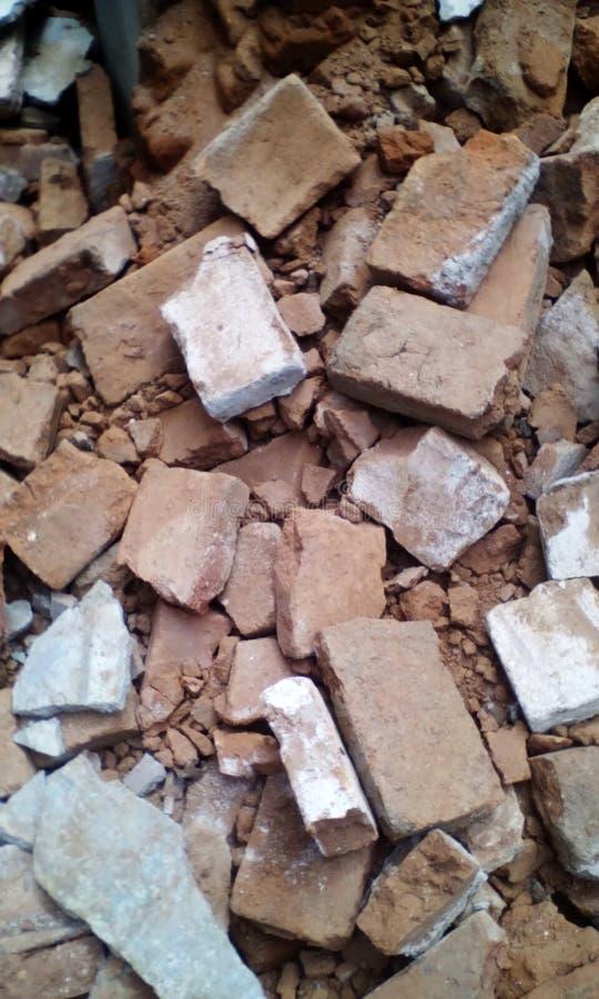 Theis老bullding的石头 免版税库存图片