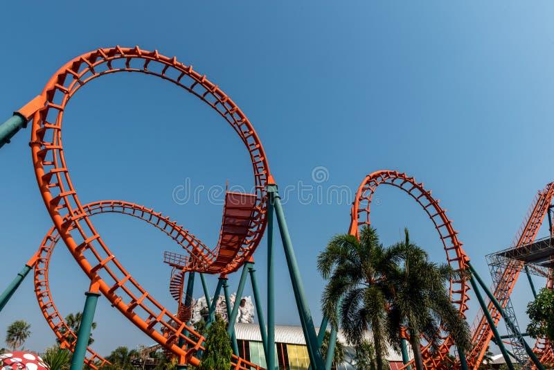 Theme Park royalty free stock photography