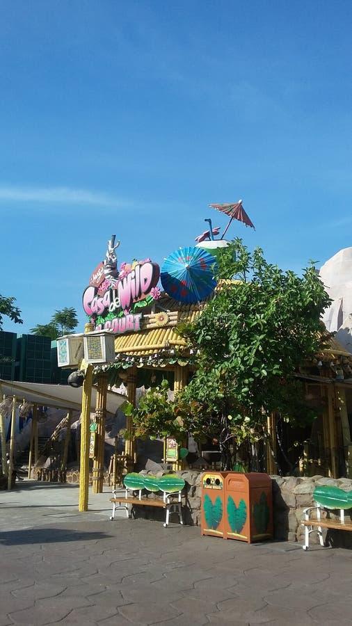 Theme park royalty free stock photos