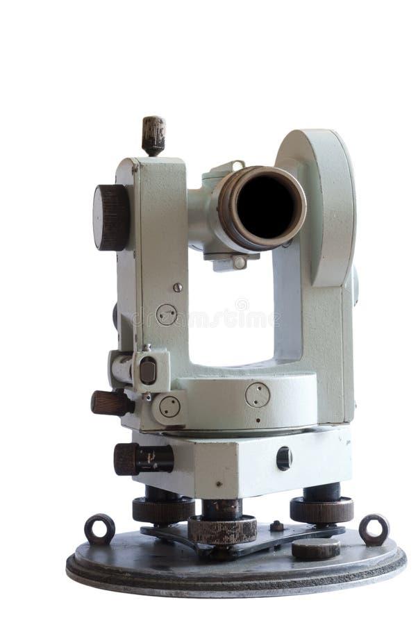 Theodolit stock image