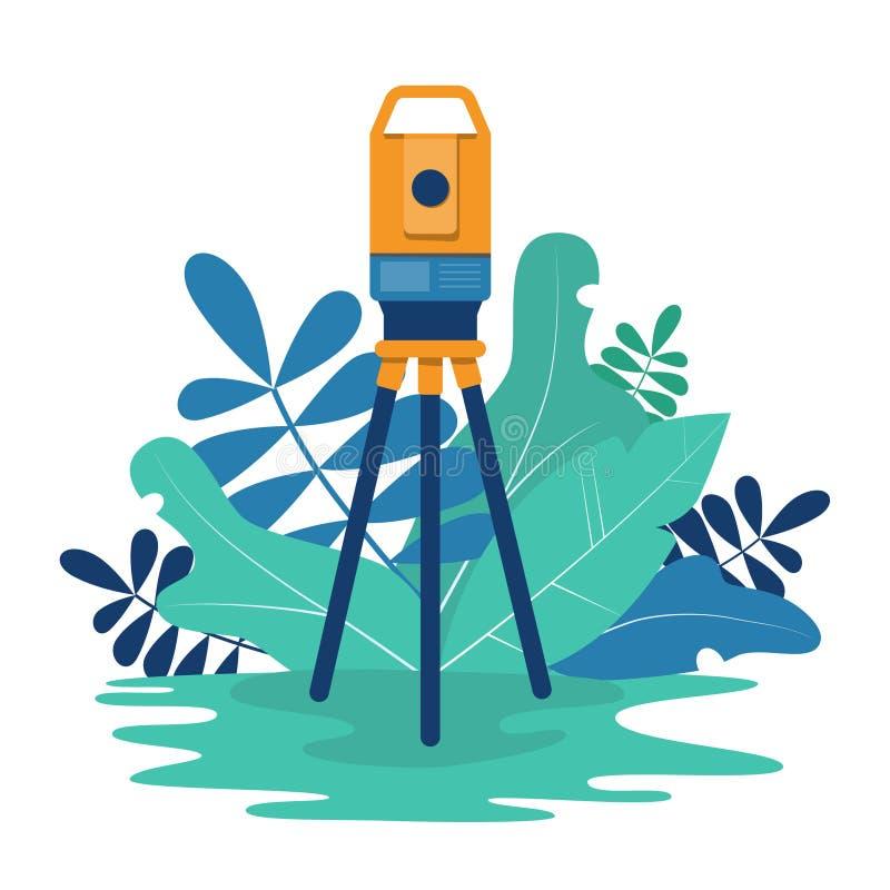 Surveying Stock Illustrations – 1,128 Surveying Stock